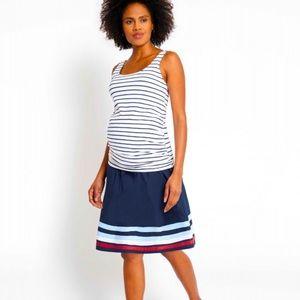 JoJo Maman Bebe Maternity Skirt